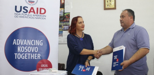 AKT - LS potpisao ugovor sa Opštinom Klokot za izgradnju višenamenskog objekta